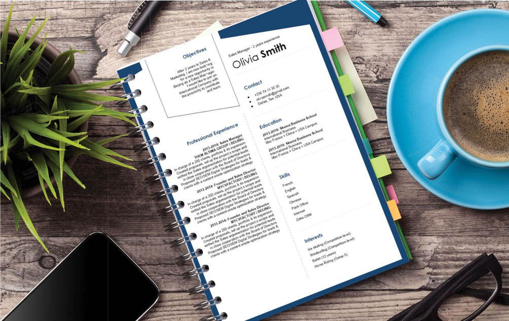 Being a professional in this modern work age, one must need a good resume and this modern CV is sure to help!
