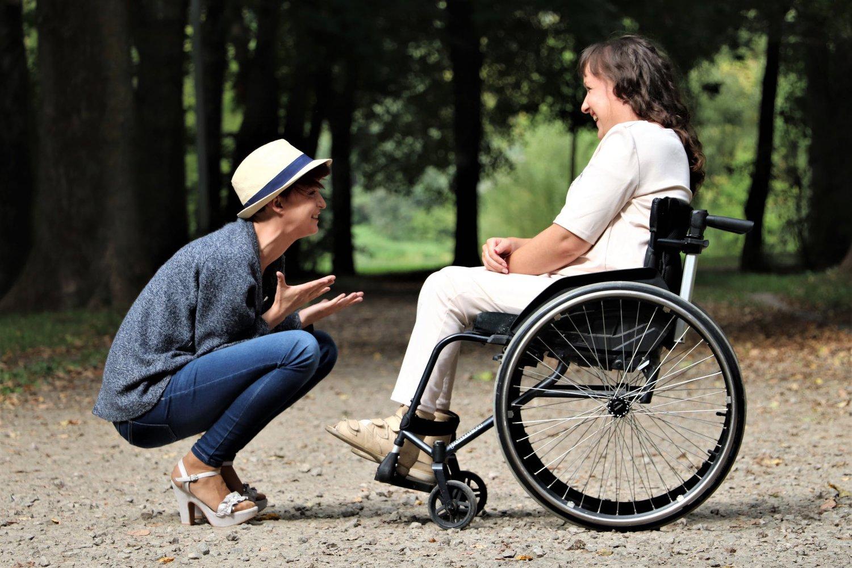 Aide à l'emploi pour handicapés