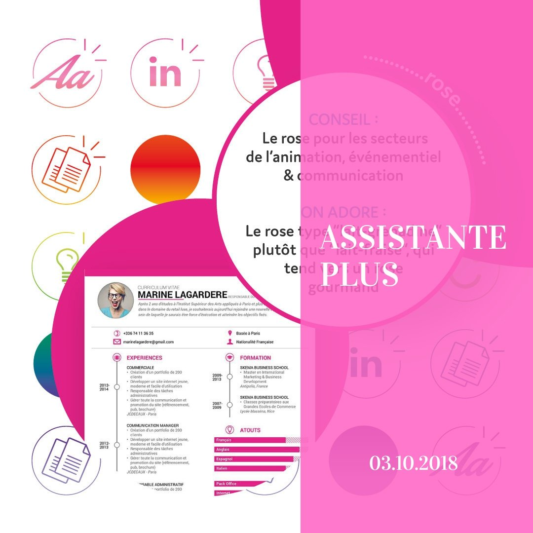 Assistante Plus