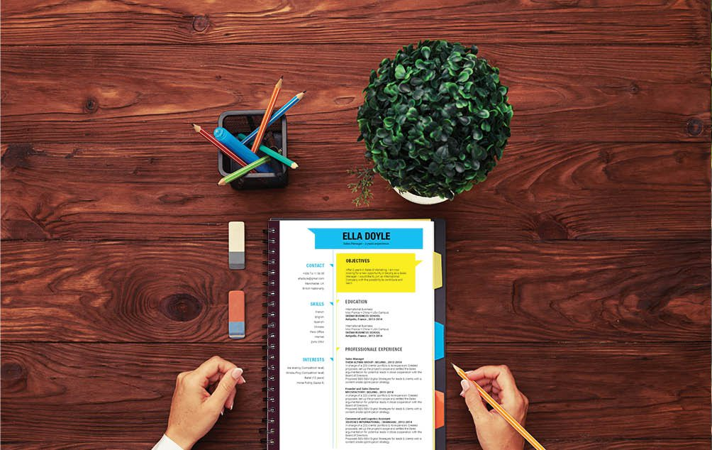 Veteran or fresh graduate -- you are sure to benefit fromt his functiona CV template template!