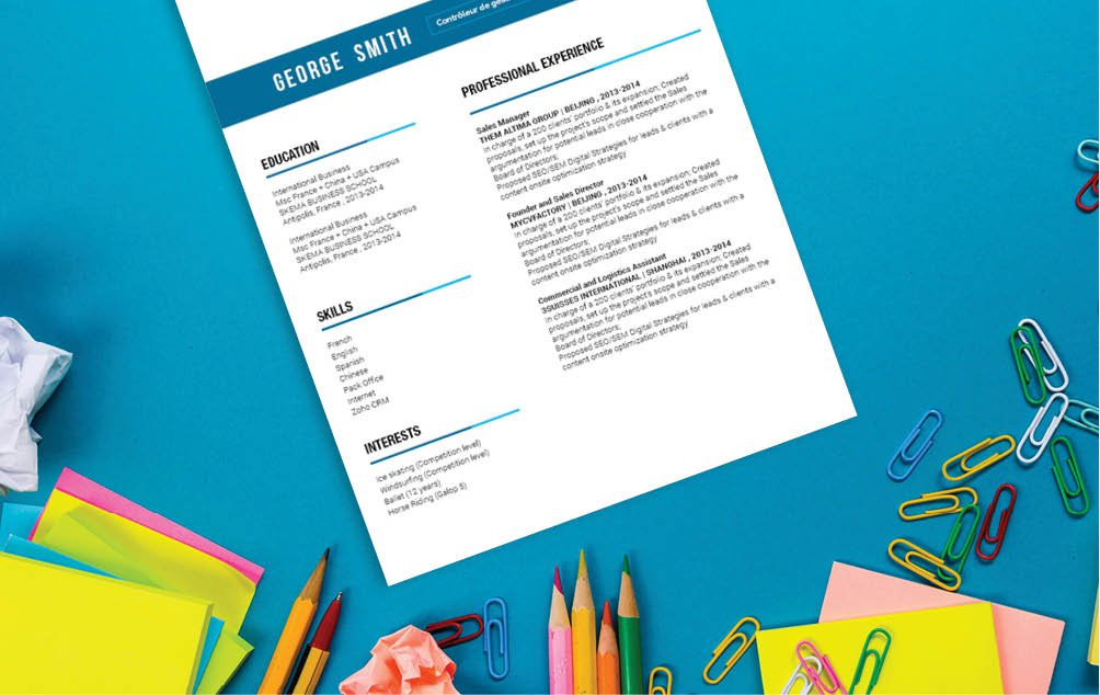 All parts of this functional cv format is crafted perfectly to help you secure that interview!