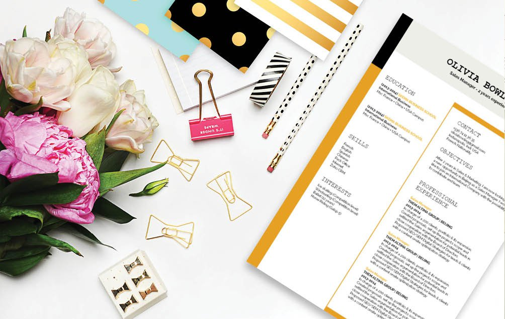 The best resumes online! - This resume template  is sure to jump start your career!