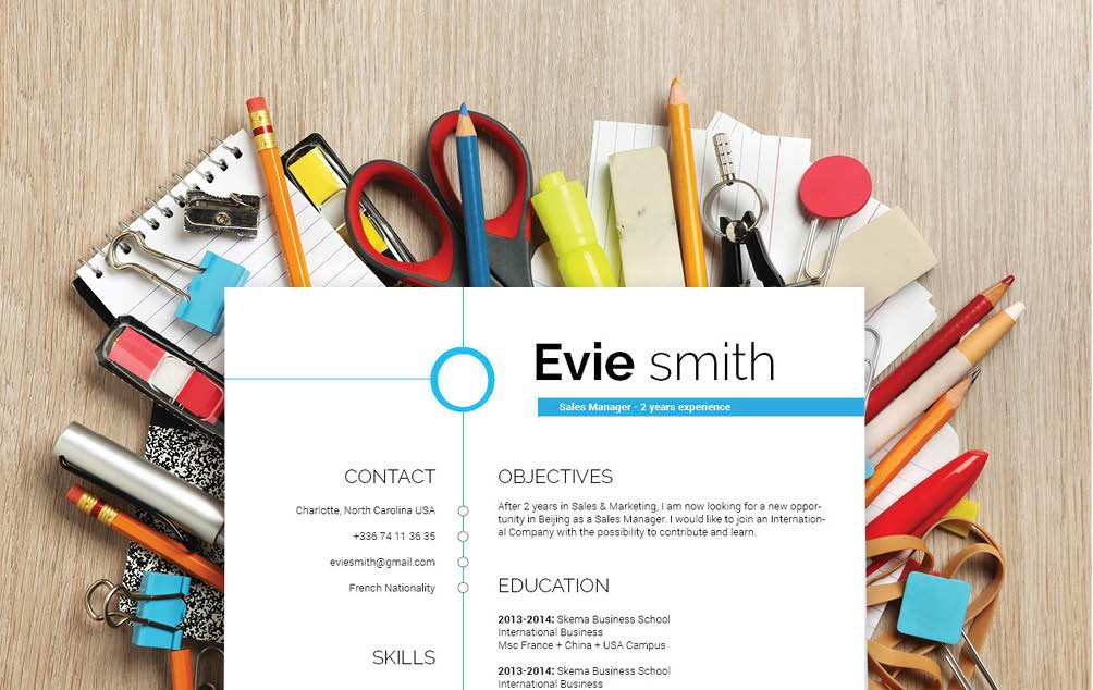 The best Professional Resume template out there! Straight to the point and effective!
