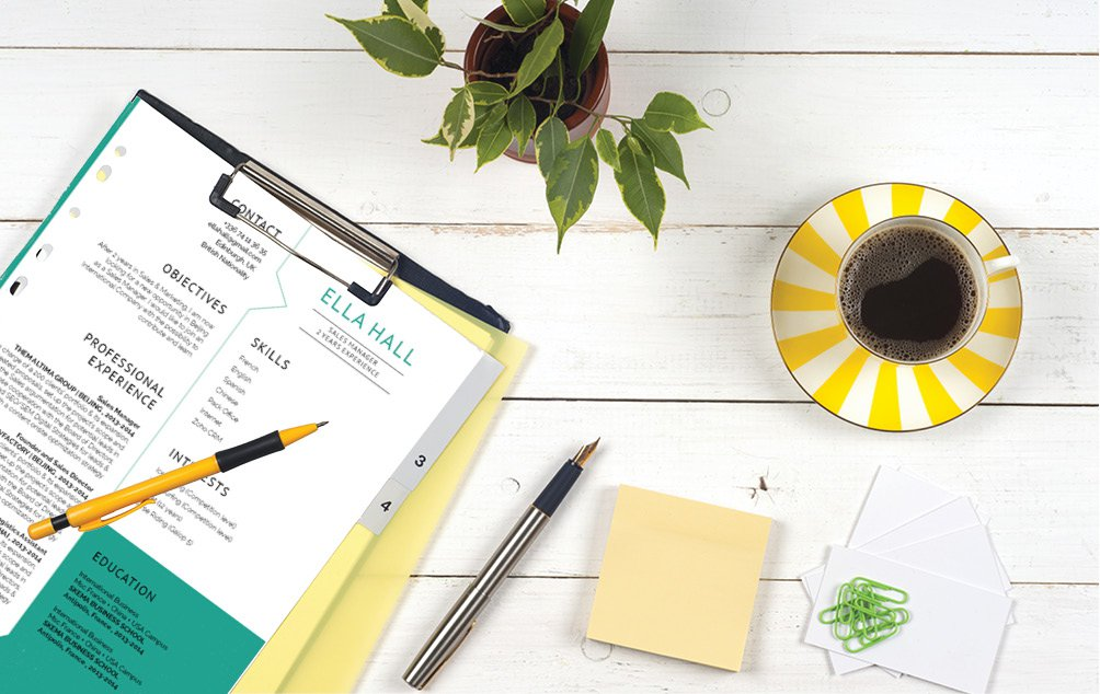 Building a modern resume template is made super easy thanks to its design