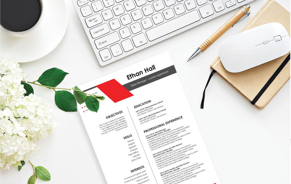 Be a professional educator with this Functional Resume template
