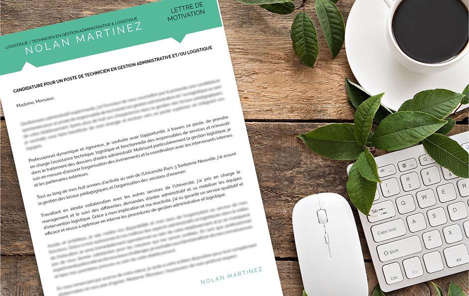 Une lettre de motivation word pour tout ce qui relève du domaine du tourisme, de l'hôtellerie et de la restauration.