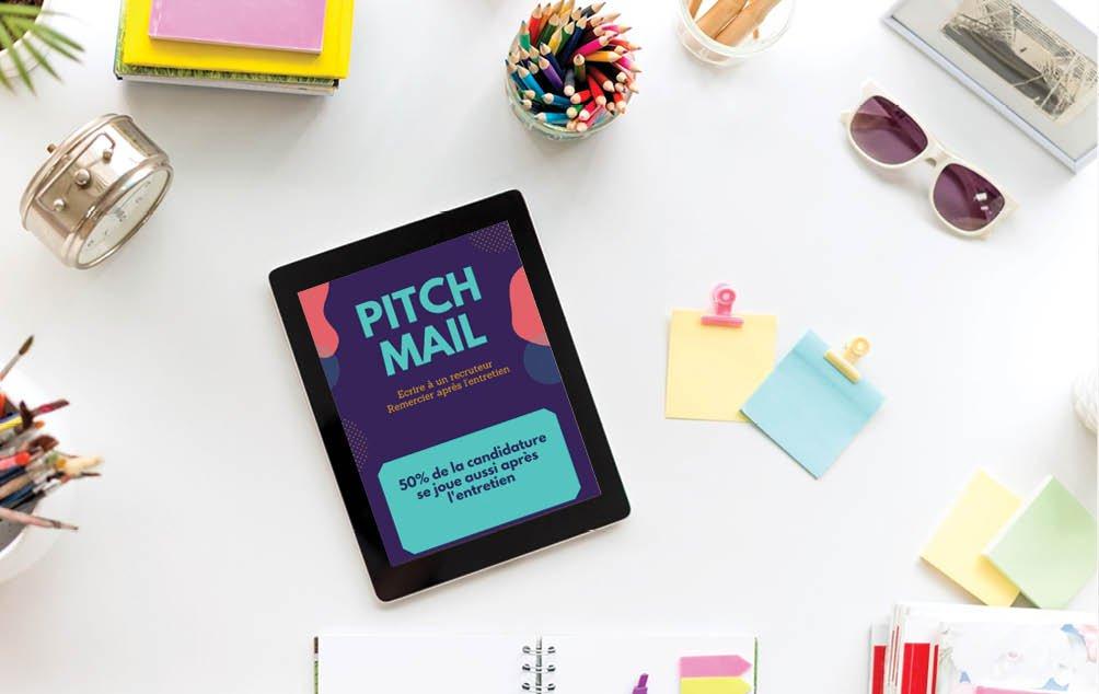 Le mail est aujourd'hui l'outil indispensable pour une recherche d'emploi efficace
