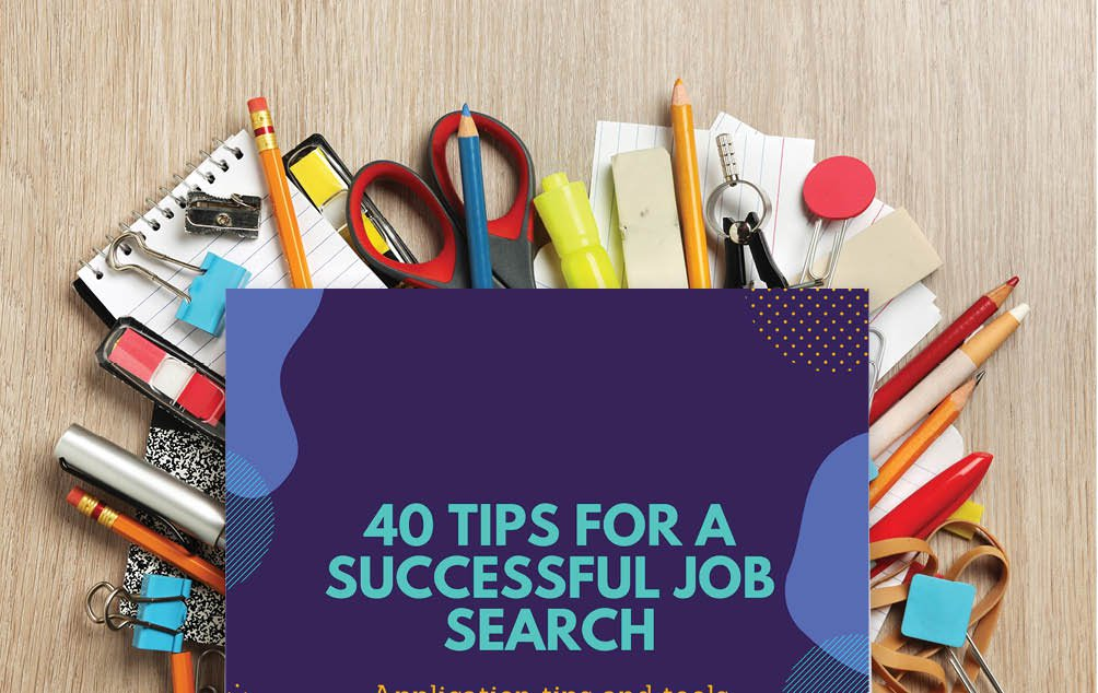 Don't go leaving a difficult situation and optimize your job research