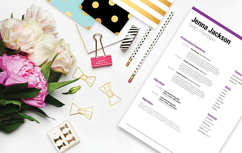 This resume template has all your qualifications neatly presetned within an effective lay out