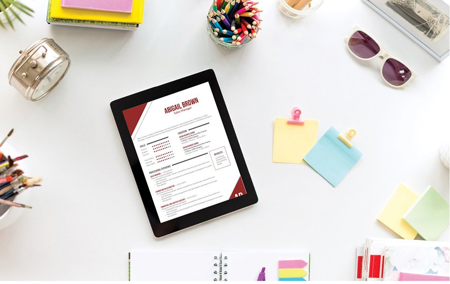 The best resume format to help you on your job hunt!