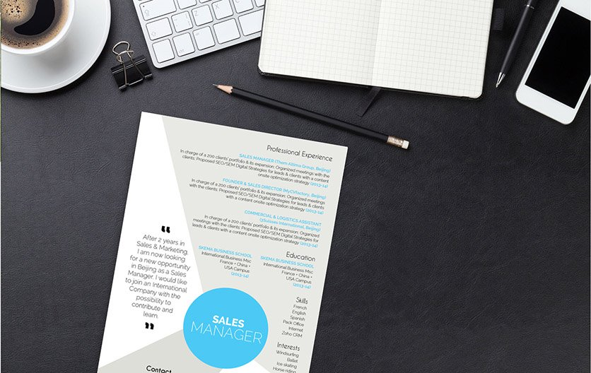 The best resume format to jump start your career!
