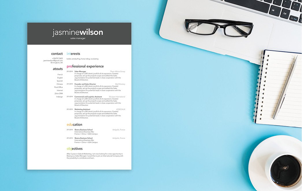 The perfect school resume for students looking to get a starting run for their career