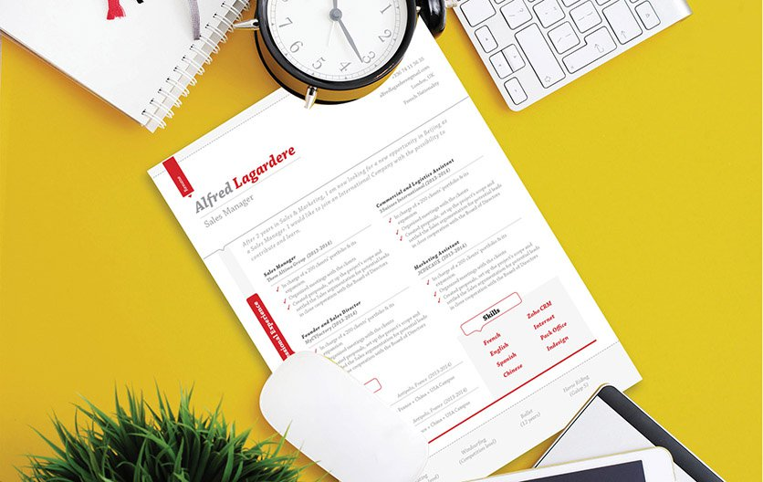 Aspiring applicants will love this resume. The best resume format out there