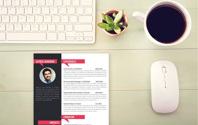 The resume template you need to get the recruiter's attention