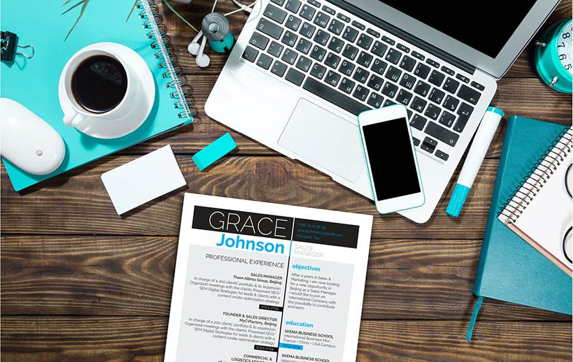A rigorous and effective CV format that is a sure a winner