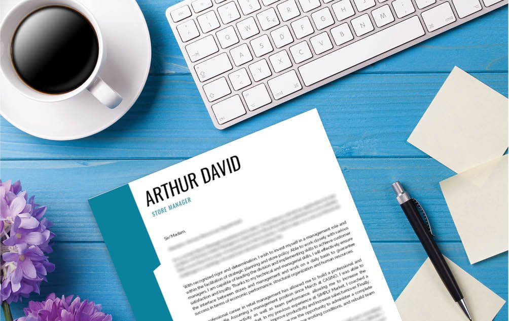 A professional needs an equally impressive skillset and a good  cover letter to stand out