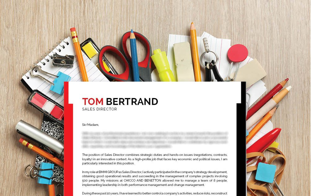 A clean, functional design will make this professional  cover letter template a great choice!