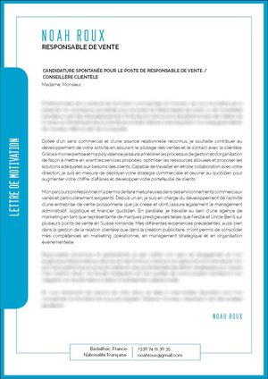 Lettres De Motivation Conseiller Clientele Mycvfactory