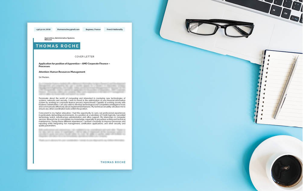 Greatly crafted for the professional, a coverletter format that is a sure winner