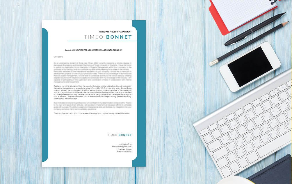 Clear and comprehensive, all the traits needed for a great resume template is here