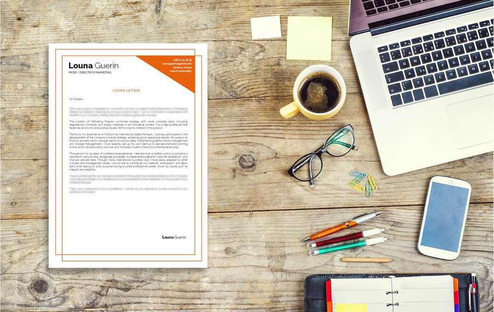 Looking for a bump in your career? This is the best professional cover letter template of choice