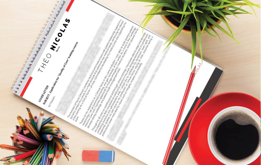 Created for the modern work age, this cover letter template will help you land that dream job