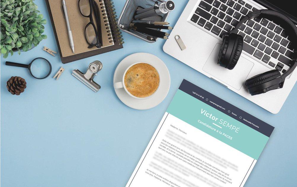 Faites vous aider sur la construction de votre lettre de motivation pour parcoursup. Mycvfactory vous accompagne!