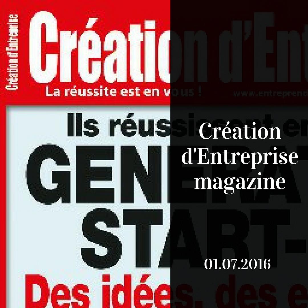 creation d'entreprise mycvfactory startup
