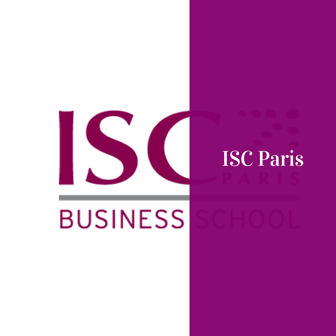 ISC Paris Mycvfactory
