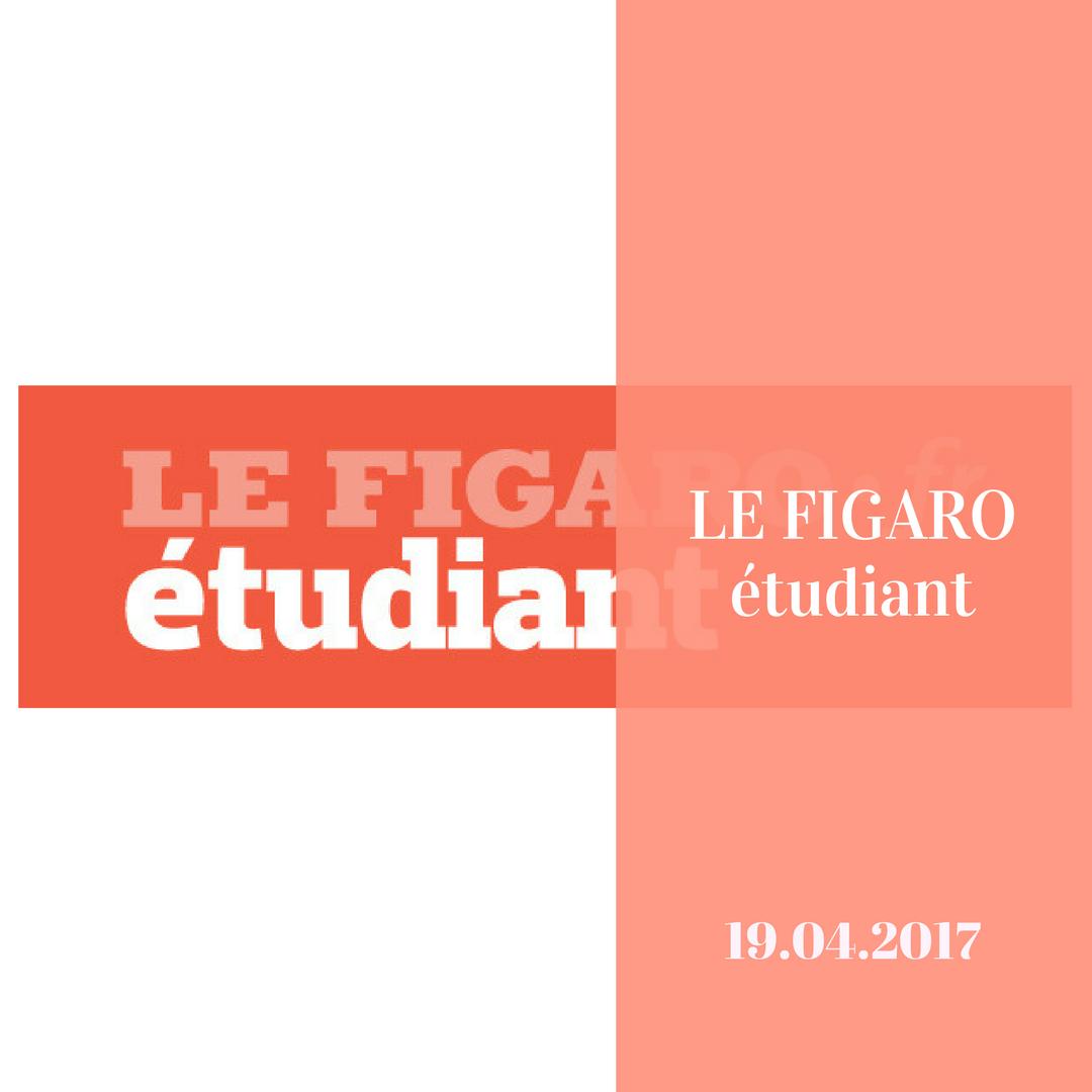 figaro étudiant