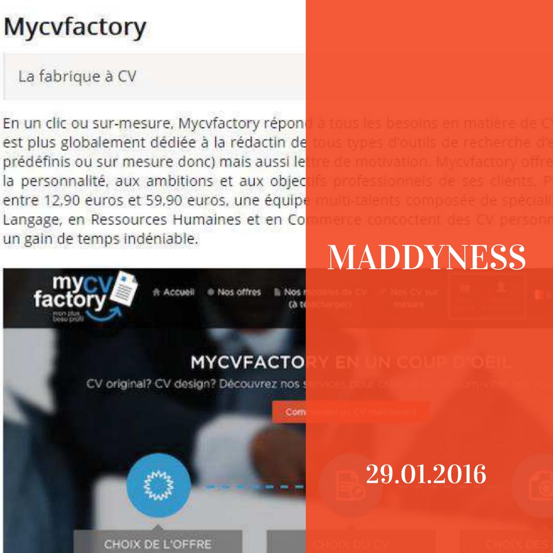 presse  u00b7 mycvfactory